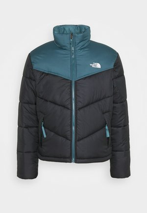 SAIKURU JACKET - Winterjas - blue