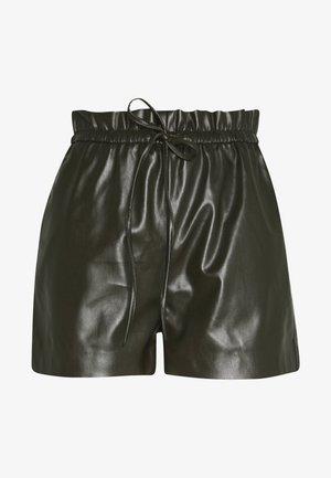 LADIES - Shorts - olive