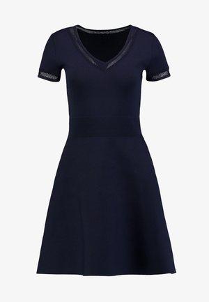 MILLIE - Jumper dress - bleu marine