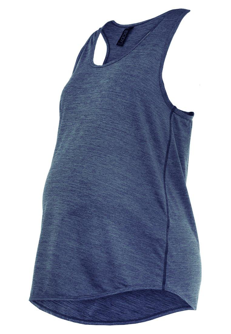 Femme MATERNITY TRAINING TANK - T-shirt de sport