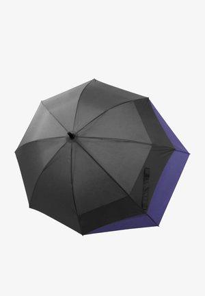 Umbrella - grau/royalblau