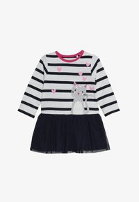 Staccato - BABY - Jersey dress - offwhite melange - 3