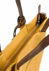 Emily & Noah - ELKE - Shopping bag - yellow - 6
