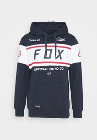 Fox Racing - OFFICIAL - Kapuzenpullover - dark blue - 0