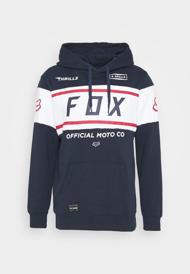 OFFICIAL - Hoodie - dark blue