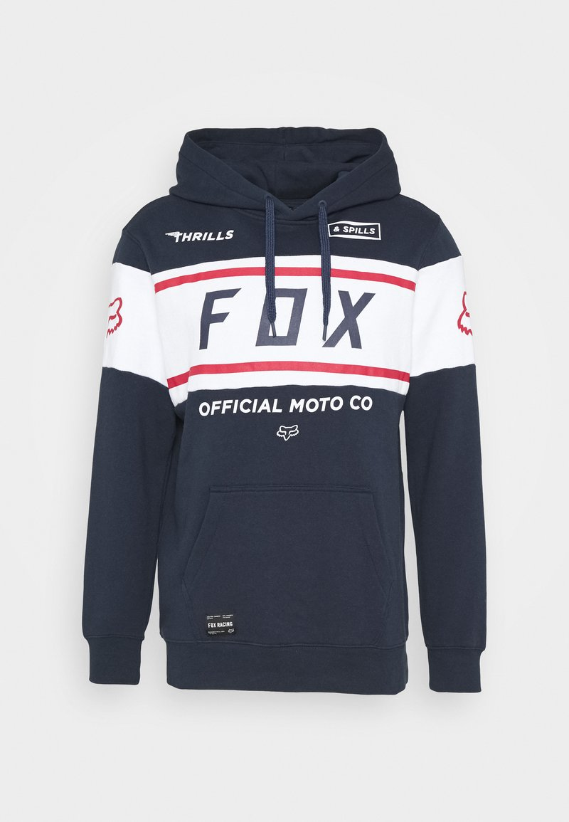 Fox Racing - OFFICIAL - Kapuzenpullover - dark blue
