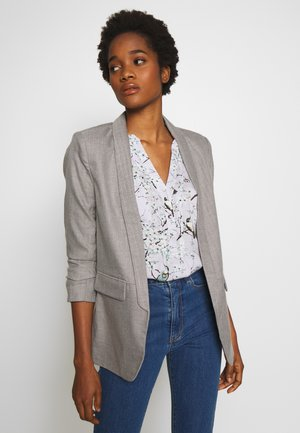 ONLANYA BONE - Blazer - light grey melange