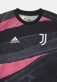 adidas Performance - JUVENTUS AEROREADY SPORTS FOOTBALL - Print T-shirt - black - 2