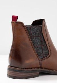 Marco Tozzi - Boots à talons - chestnut - 2