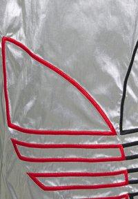 adidas Originals - TRICOL UNISEX - Trousers - silver - 2