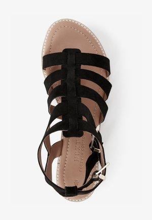 FOREVER COMFORT® GLADIATOR  - Sandals - black