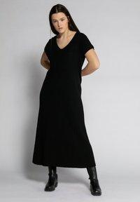 Studio Untold - Maxi dress - schwarz - 0