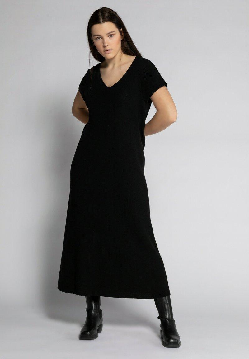 Studio Untold - Maxi dress - schwarz