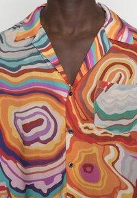 Jaded London - ABSTRACT 70S REVERE SHIRT - Skjorta - multi - 4