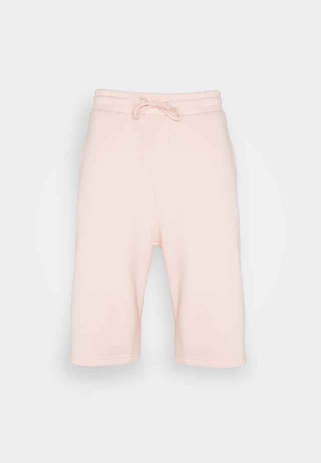 UNISEX - Träningsbyxor - pink