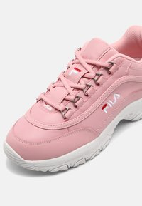 Fila - STRADA LOW KIDS - Baskets basses - pink mist - 6