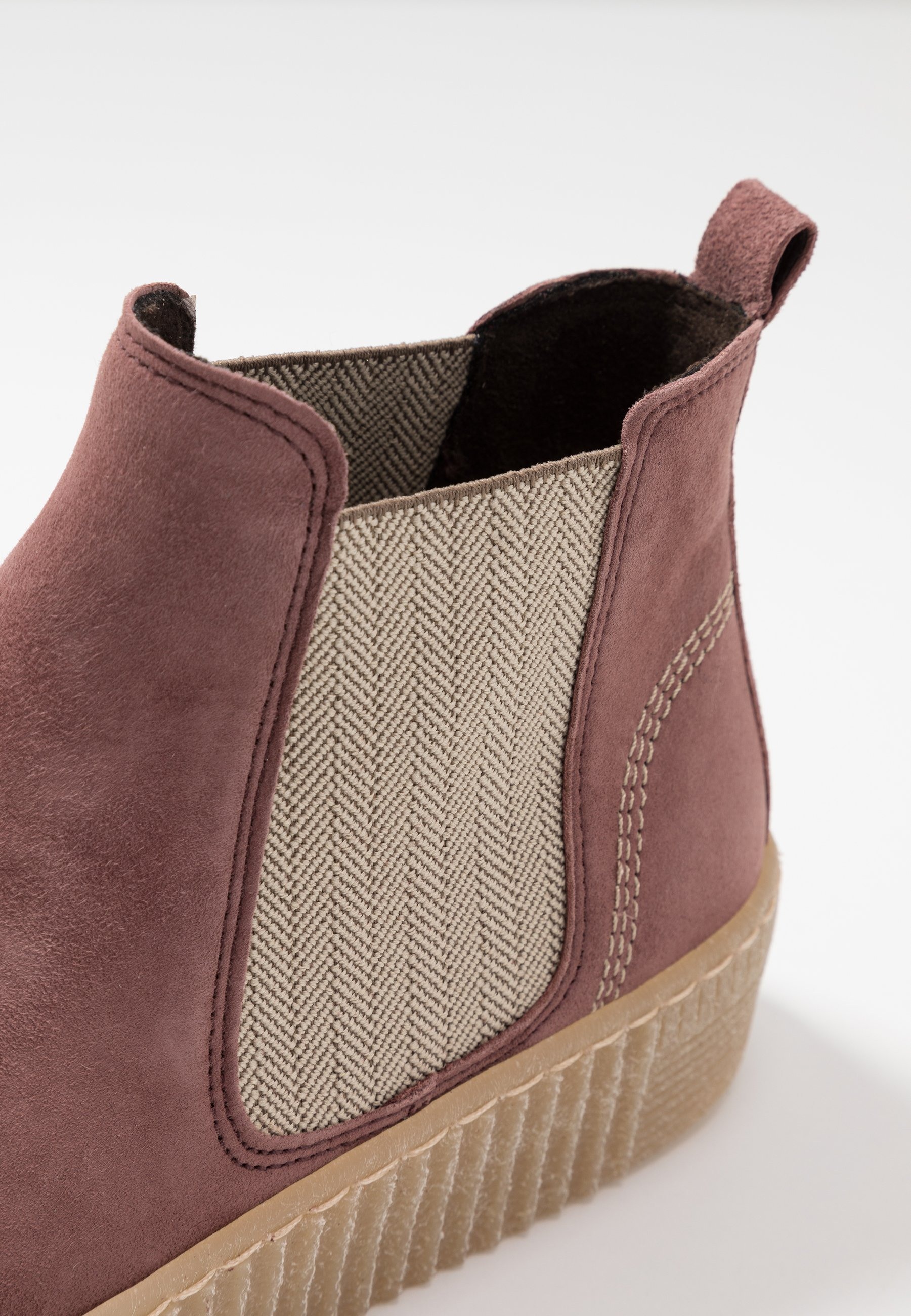 Gabor Ankle Boot pastell rose/rosa