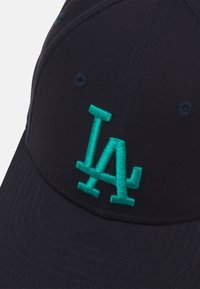 New Era - LEAGUE 9FORTY LOS ANGELES DODGERS UNISEX - Kšiltovka - black - 3