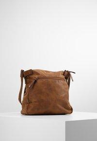 Tamaris - ULLA CROSSBODY BAG - Across body bag - brown - 2