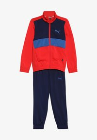 Puma - SUIT - Tracksuit - high risk red - 4