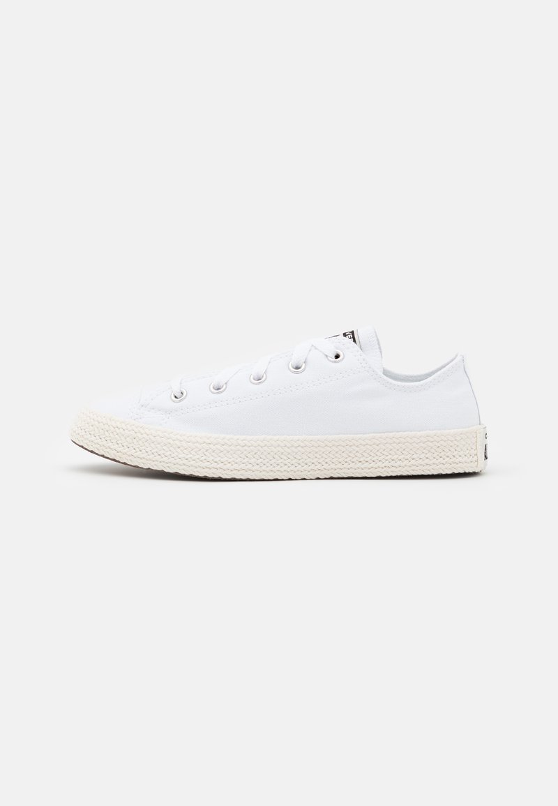 Converse - CHUCK TAYLOR ALL STAR UNISEX - Trainers - white/egret