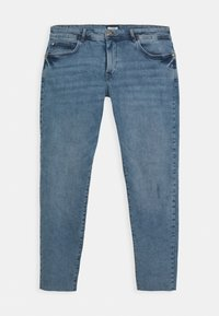 MY TRUE ME TOM TAILOR - USED ANKLE - Jeans Skinny Fit - light stone blue denim - 3
