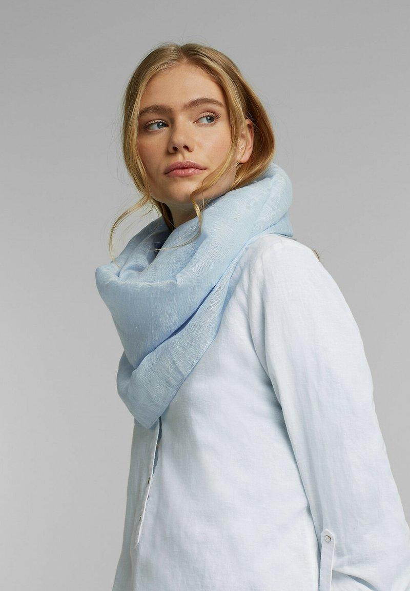 Esprit - Snood - light blue