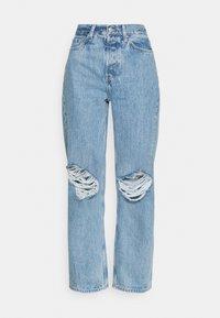 Even&Odd - Jeans straight leg - light blue denim - 5