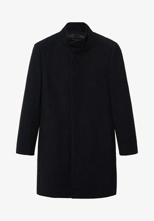 FUNNEL-I - Klassisk frakke - schwarz