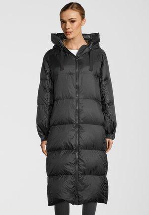 VIOLA - Down coat - schwarz