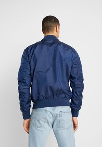Alpha Industries - HOOD CUSTOM - Bomberjacka - new navy - 3