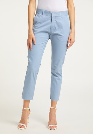 Pantalon classique - hellblau