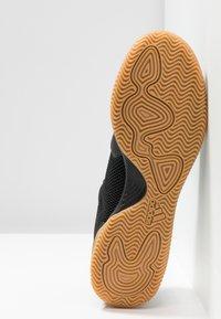 adidas Performance - COPA 19.3 IN SALA - Indoor football boots - core black - 4