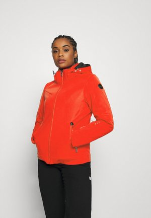 ERIE - Ski jas - coral red
