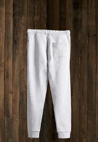 Superdry - Tracksuit bottoms - ice marl - 1