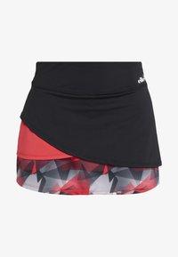 Ellesse - VIBAL - Sportovní sukně - black - 5