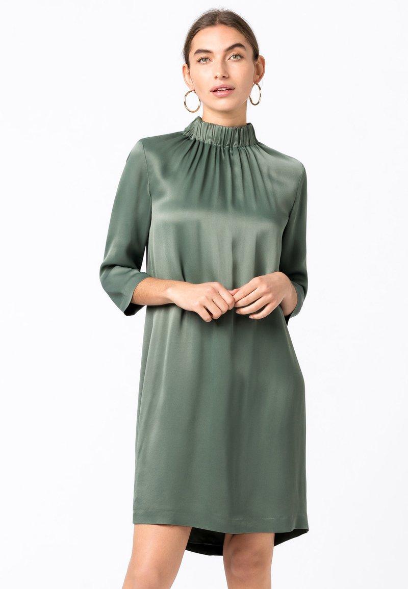 HALLHUBER - Day dress - seegrün