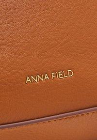 Anna Field - Rucksack - cognac - 3