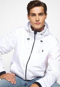 Polo Ralph Lauren - AMHERST  - Summer jacket - pure white - 5