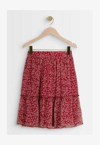 Maison 123 - A-line skirt - rouge - 2