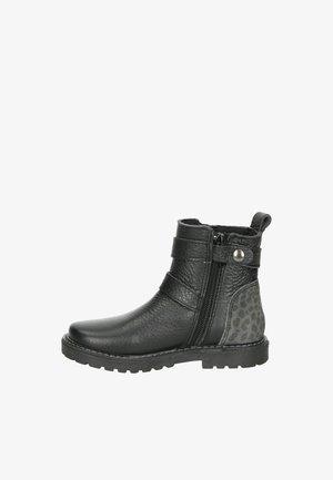 Korte laarzen - zwart