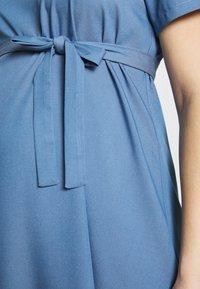 Paulina - MISSION - Day dress - blue - 3