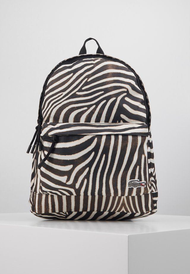GEO BACKPACK - Reppu - black