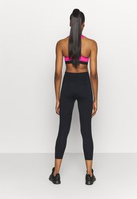 Nike Performance - ONE CROP 2.0 - Leggings - black - 2