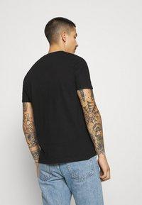 Brave Soul - PROWL - Print T-shirt - black - 2