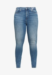 Vero Moda Curve - VMSOPHIA SKINNY JEANS - Jeans Skinny - light blue denim - 4