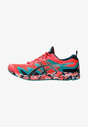 GEL-NOOSA TRI 12 - Competition running shoes - sunrise red/black
