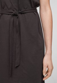 QS by s.Oliver - Jersey dress - black - 6