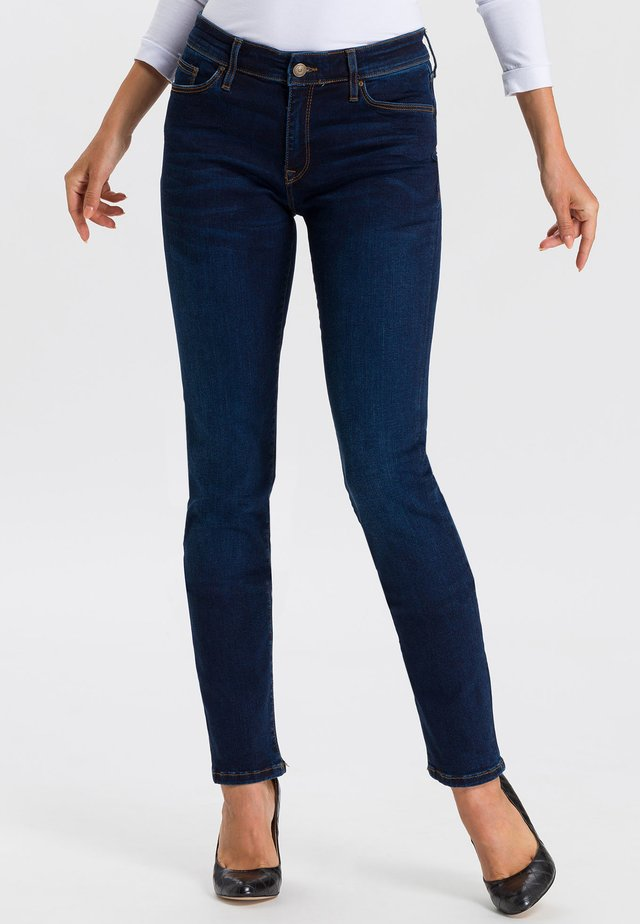 ANYA - Slim fit jeans - blue
