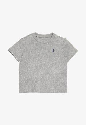 T-shirt - bas - andover heather